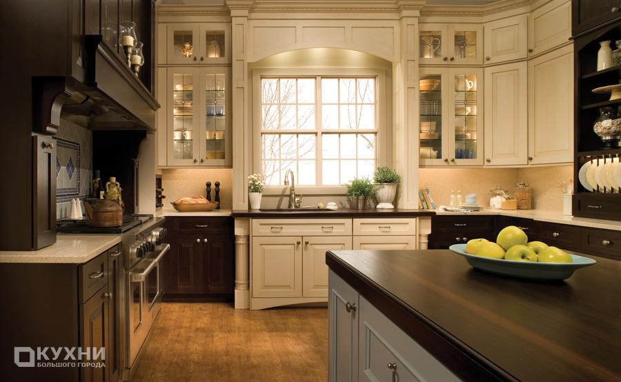 Кухня в английском стиле 7