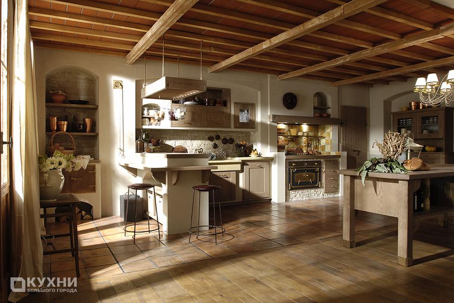 Кухня в итальянском стиле 5