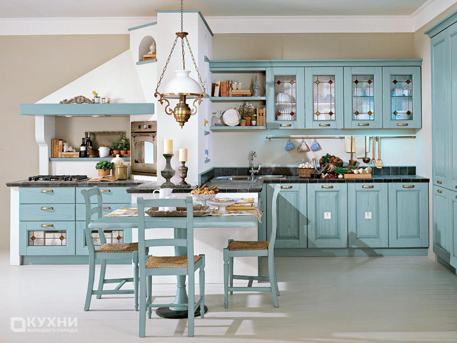 Кухня в итальянском стиле 2