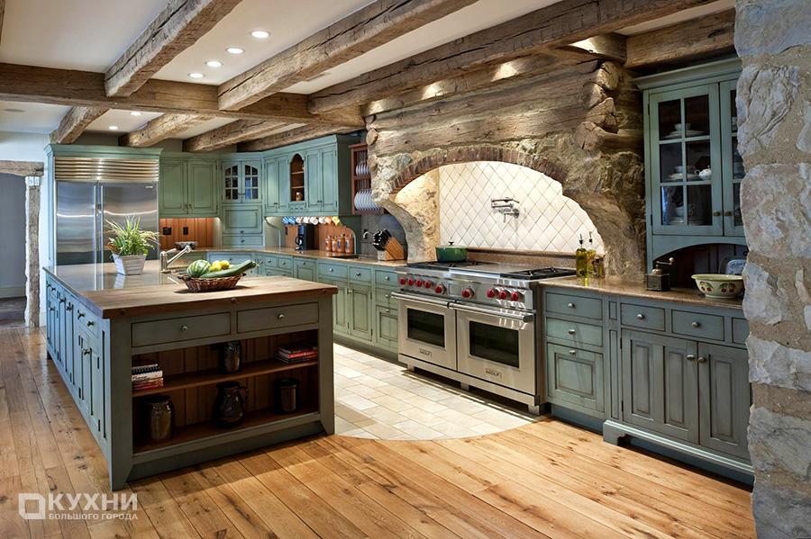 Кухня в итальянском стиле 6