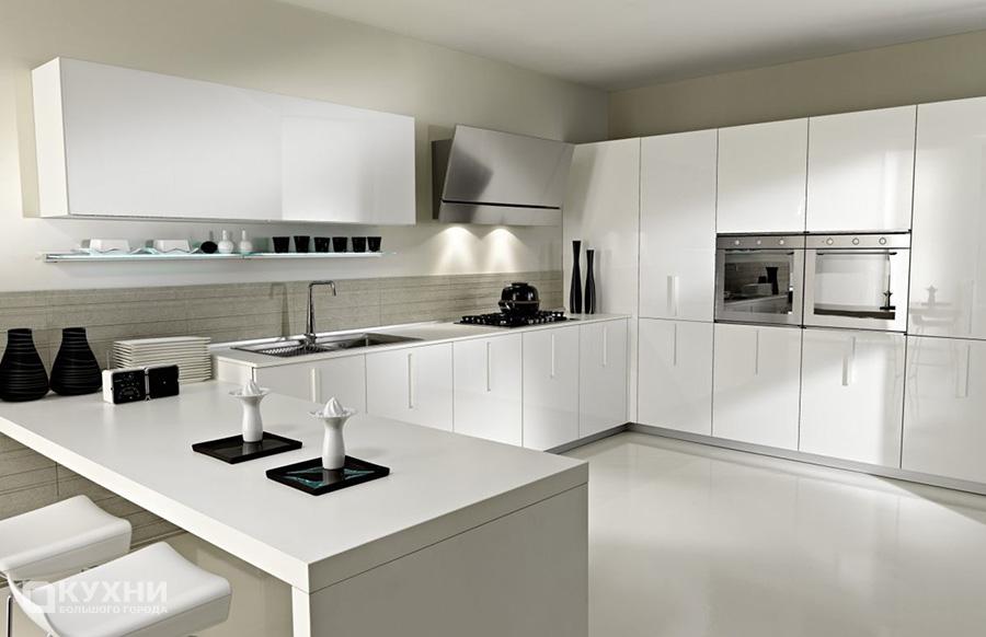 Кухня в стиле минимализма 6