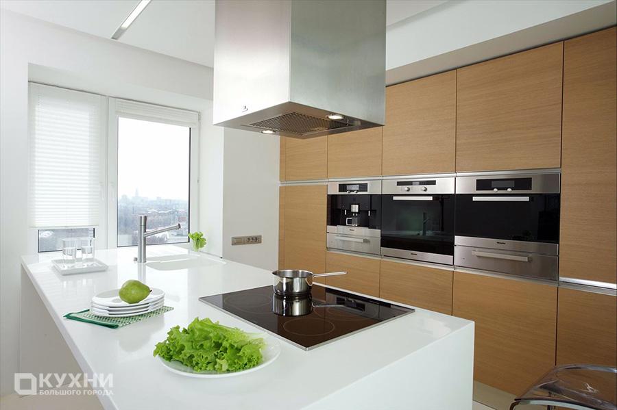 Кухня в стиле минимализма 7