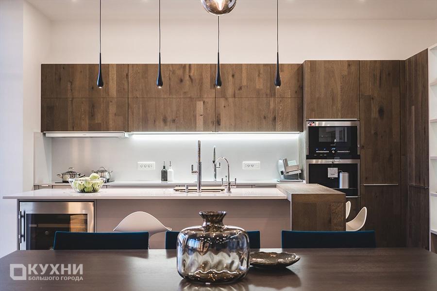 Кухня в стиле минимализма 8