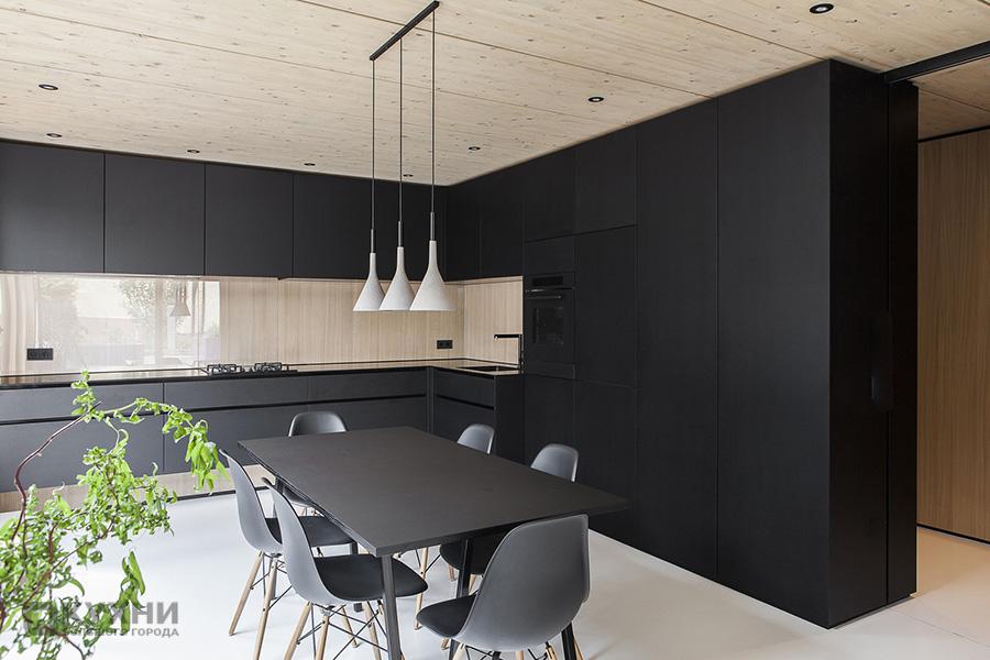 Кухня в стиле минимализма 9