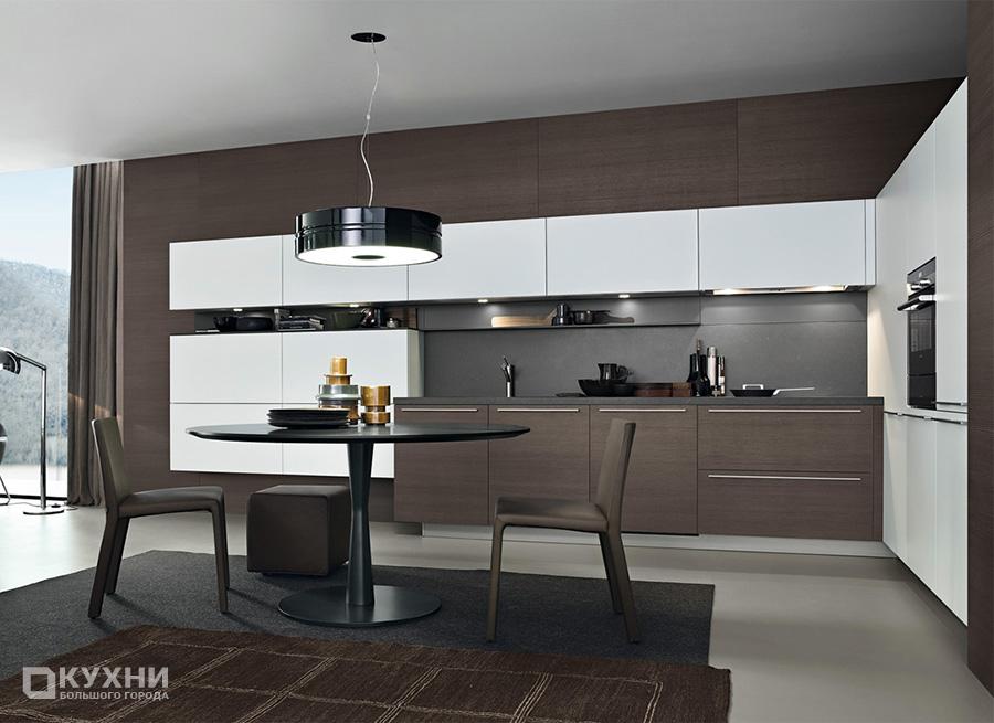Кухня в стиле минимализма 15