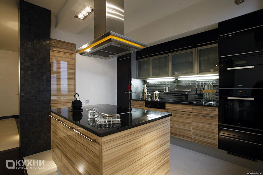 Кухня в стиле минимализма 12
