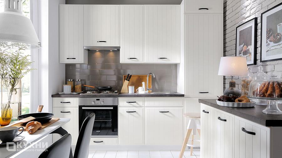 Кухня в скандинавском стиле 16