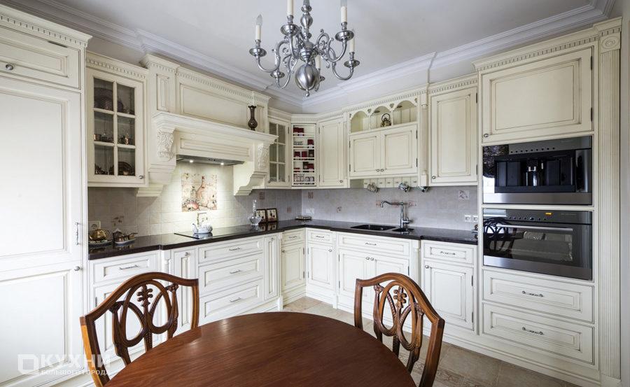Кухня в английском стиле 8