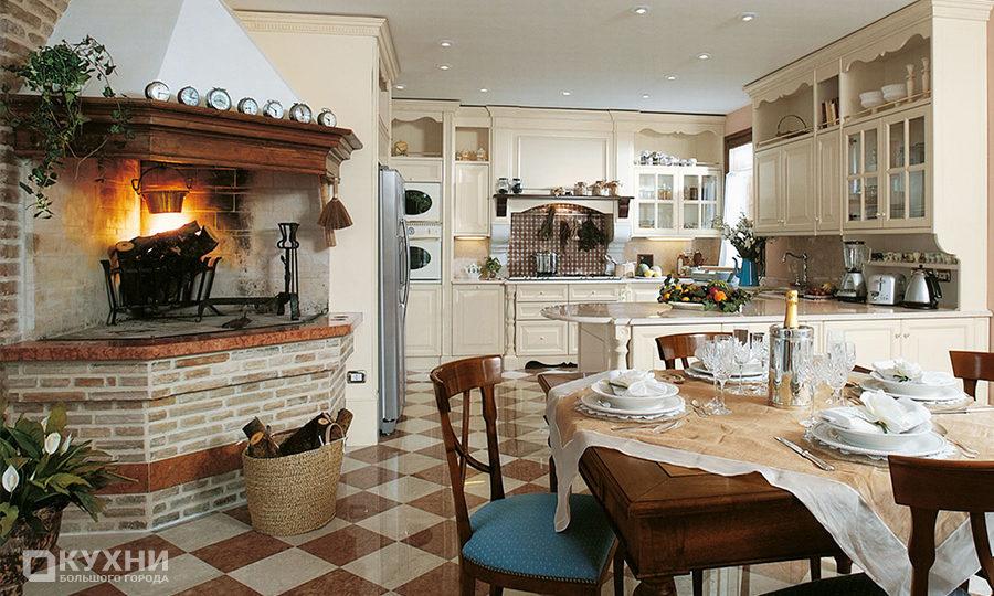 Кухня в итальянском стиле 8
