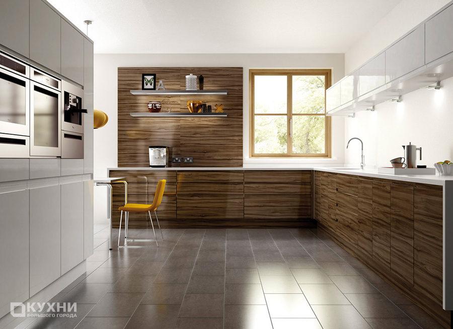 Кухня в стиле минимализма 14