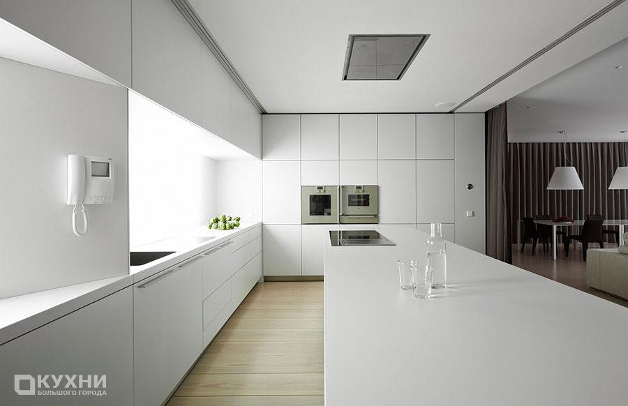 Кухня в стиле минимализма 4