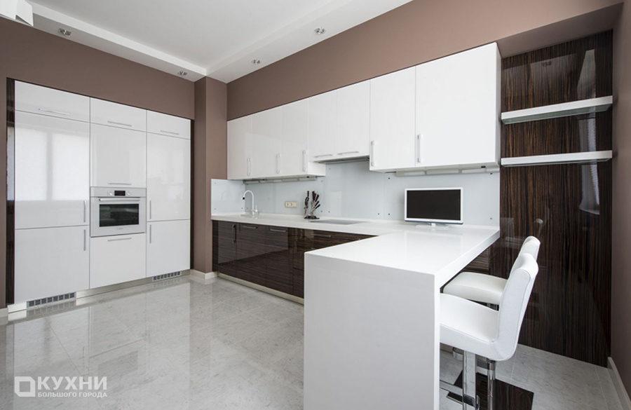 Кухня в стиле минимализма 1