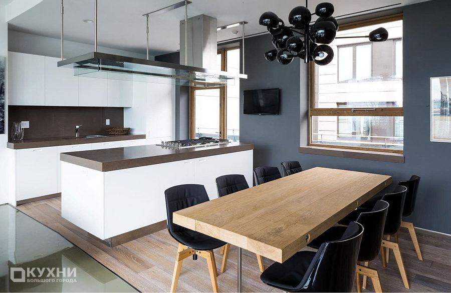 Кухня в стиле минимализма 2