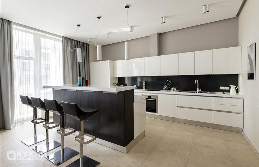 Кухня в стиле минимализма 5
