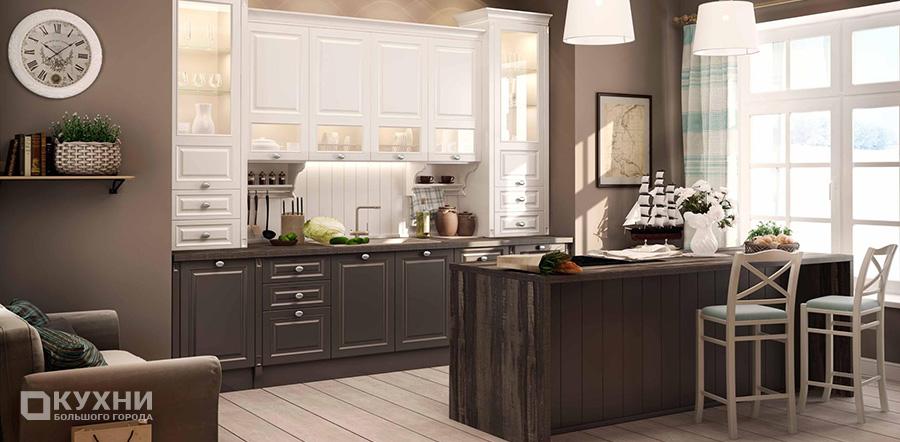 Кухня в английском стиле 14