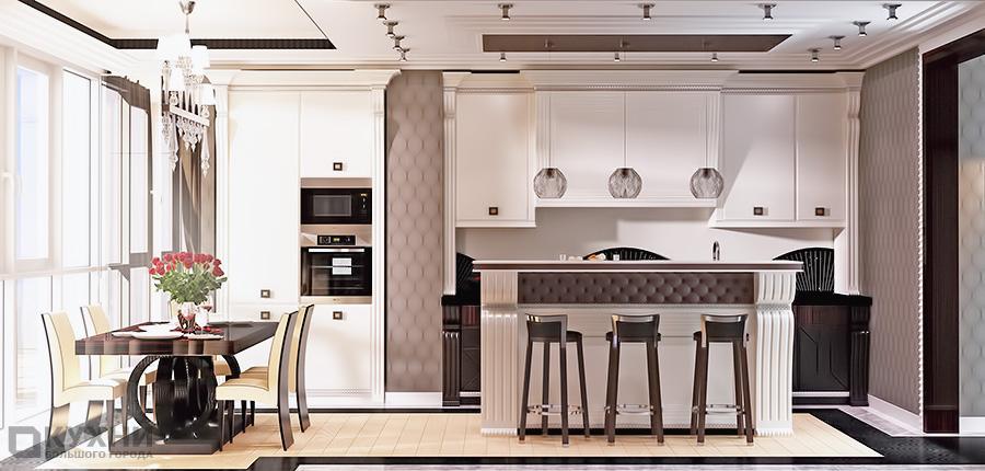 Кухня в стиле Ар-деко 16