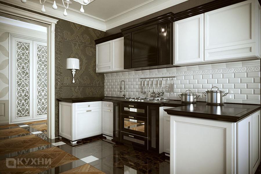 Кухня в стиле Ар-деко 13