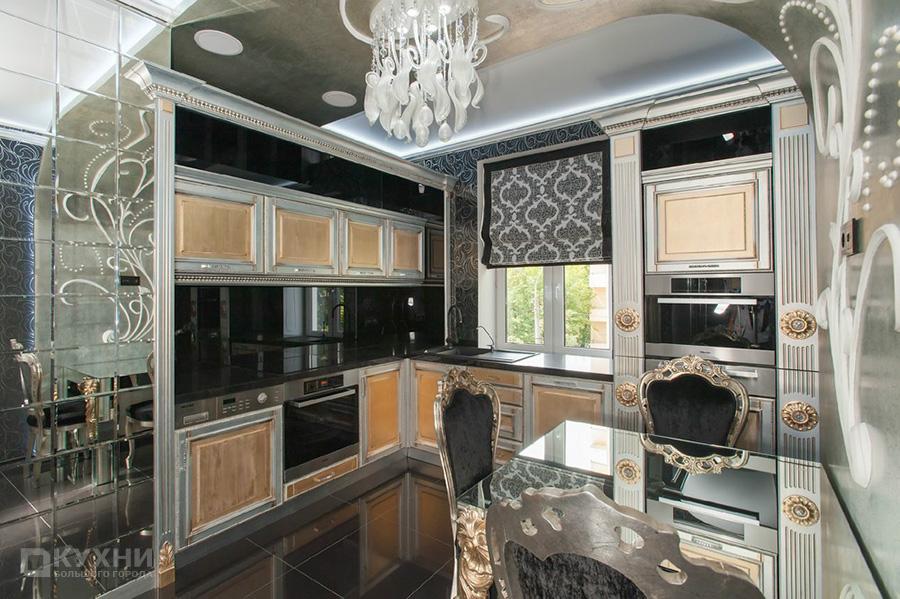 Кухня в стиле Ар-деко 14