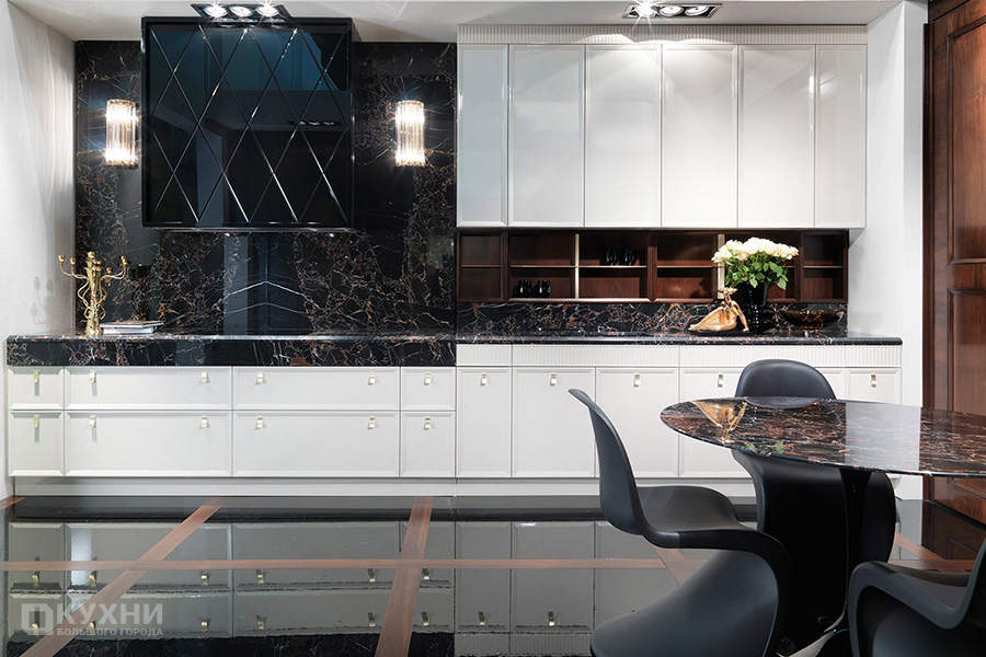 Кухня в стиле Ар-деко 15
