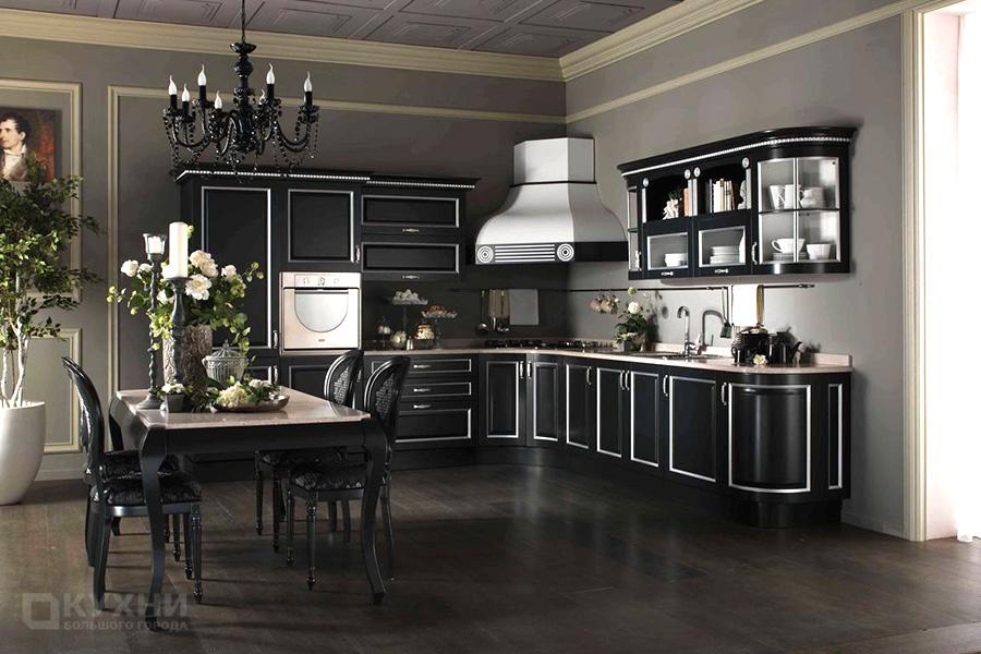 Кухня в стиле Ар-деко 4