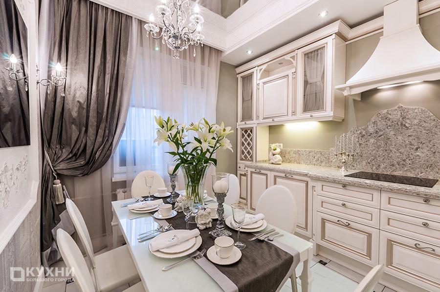 Кухня в итальянском стиле 12