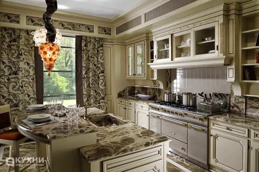 Кухня в итальянском стиле 11