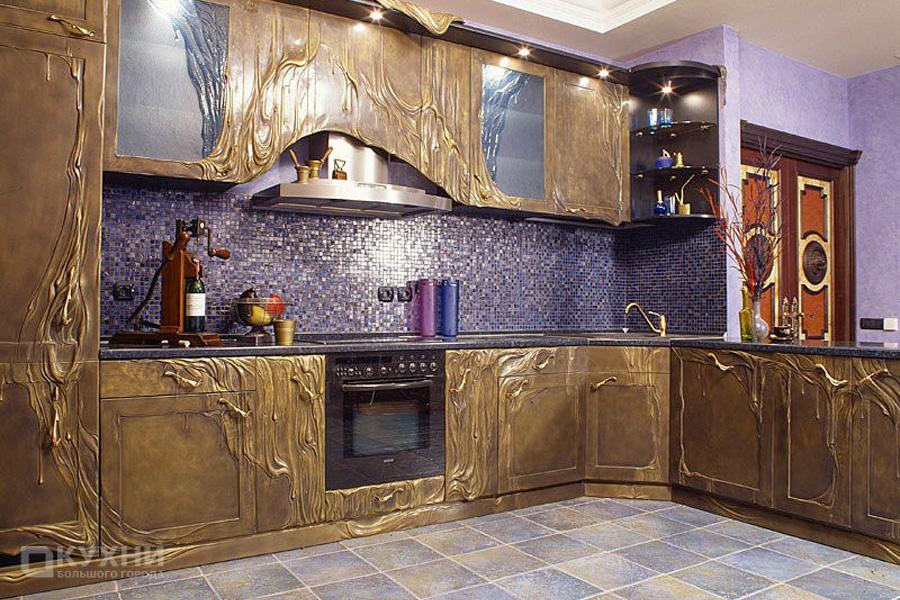 Кухня в стиле Эклектика 2