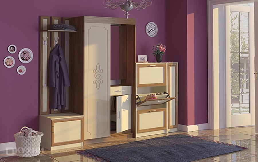 Шкаф для прихожей 3