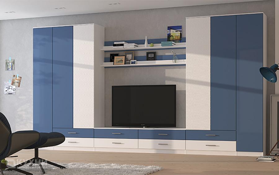 Шкаф для гостиной 11