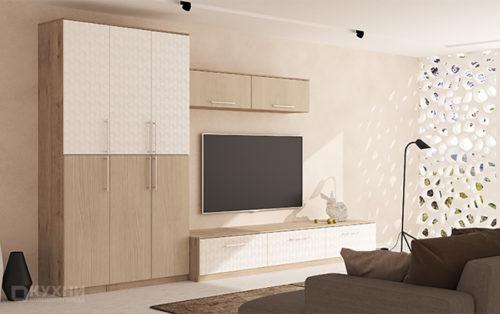 Шкаф для гостиной 14