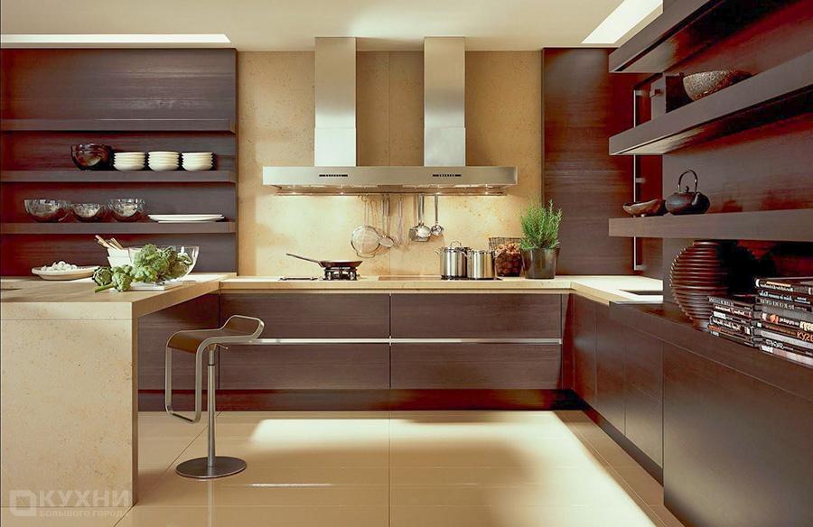 Кухня в стиле Модерн 11