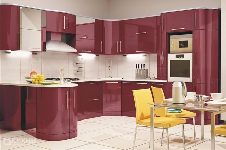 Кухня в стиле Модерн 3