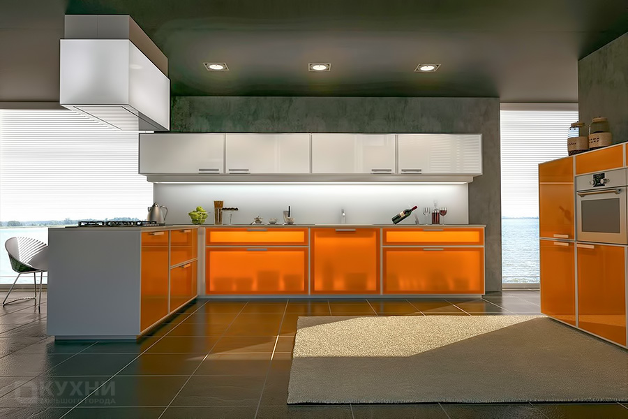 Кухня в стиле Модерн 4