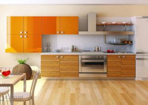 Кухня в стиле Модерн 8