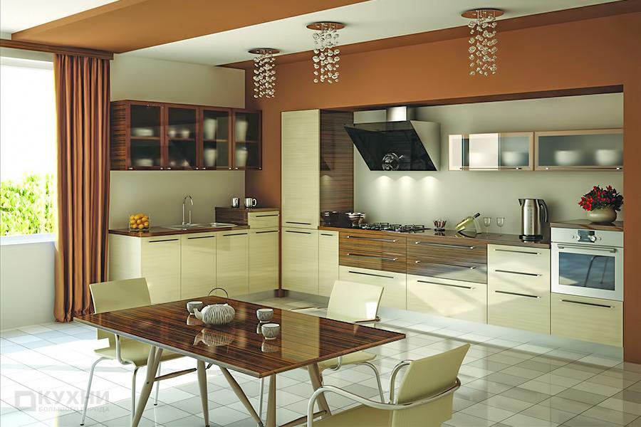 Кухня в стиле Модерн 9