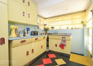 Кухня в стиле Ретро 5