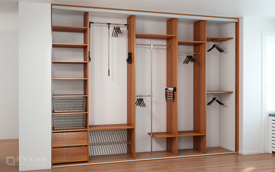 Шкафы системы хранения 1