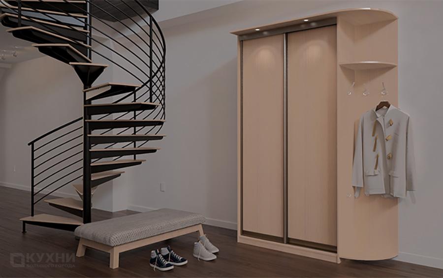 Распашные и комбинированные шкафы 3