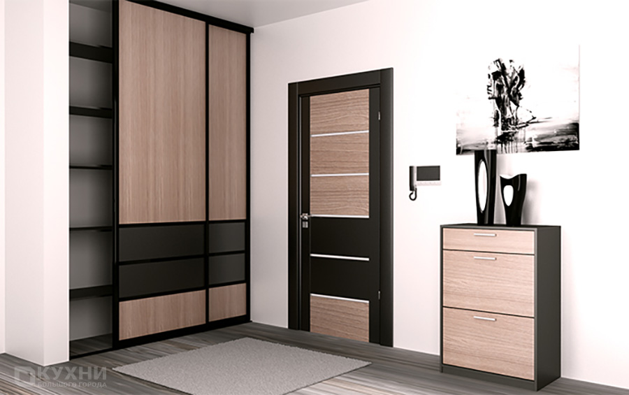 2х дверный шкаф 21