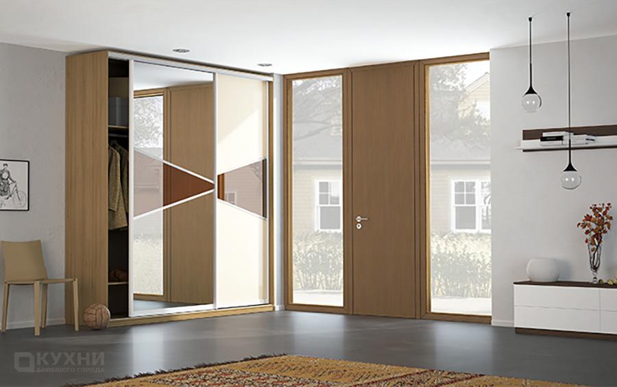 2х дверный шкаф 7