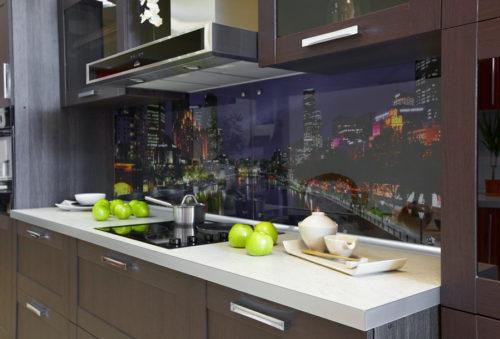 Кухня из МДФ рамочного «Магдебург» в Современном стиле